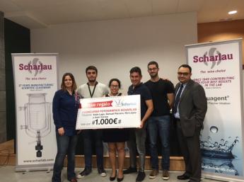 Ganadores IV Edición Concurso Scharlab
