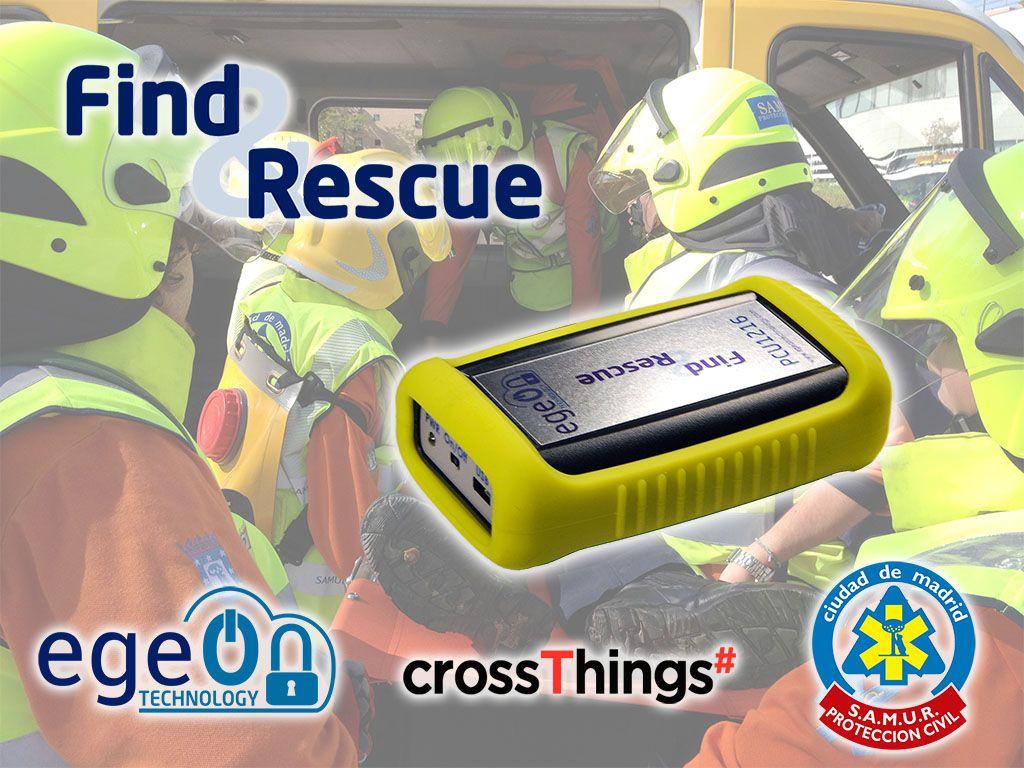 Foto de Sistema Find and Rescue