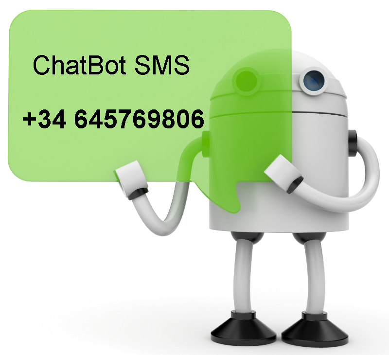 Fotografia ChatBotSMS 160World