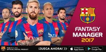 FC Barcelona Fantasy Manager 2017: nuevo juego oficial para móviles