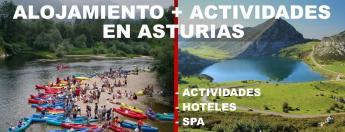 Alojamiento y Actividades en Asturias