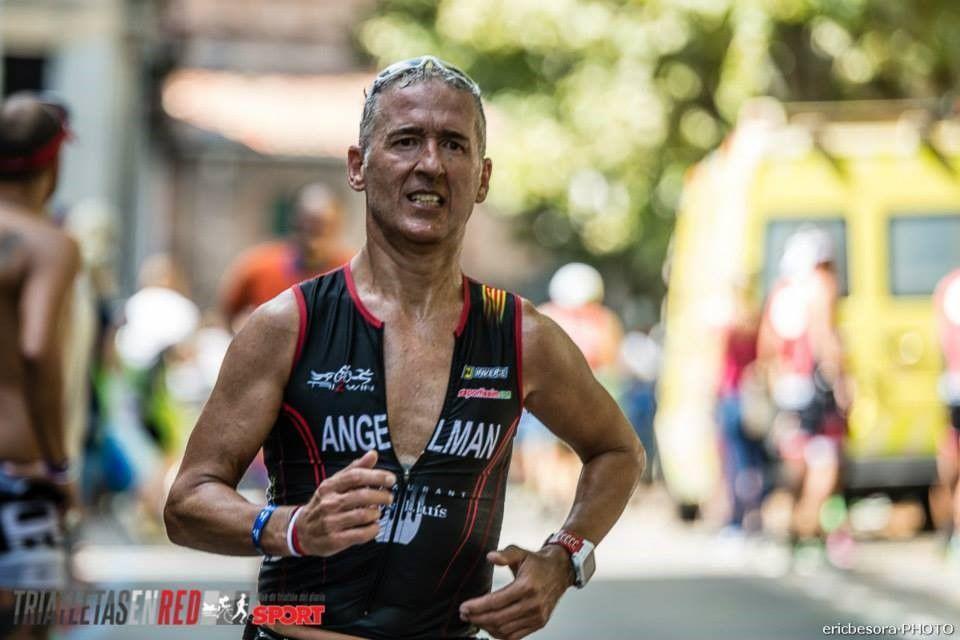 Foto de ÁNGEL MANCEBO ÁLVAREZ, Triatleta (ciclismo, running,