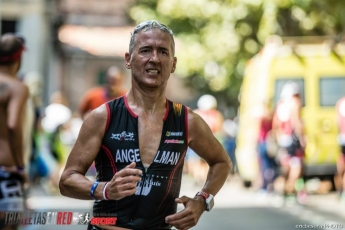 ÁNGEL MANCEBO ÁLVAREZ, Triatleta (ciclismo, running, natación)