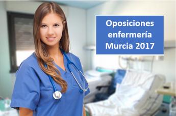 Oposiciones Enfermeria Murcia