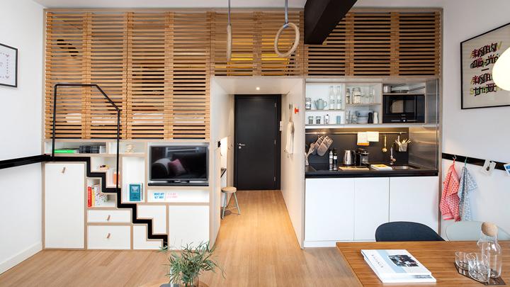 Decoraci n multifuncional para pisos mini notas de prensa - Decoracion pisos ...