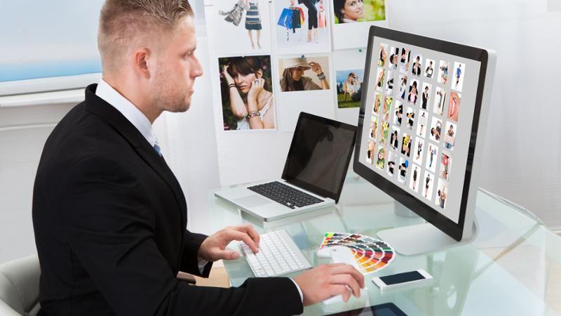 Foto de curso diseño grafico online