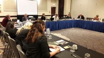 Foto de Conferencia de Invierno de la NSA. Reunion de NCOVAA
