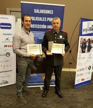 Foto de Galardones para los Servicios Policiales por la Protección