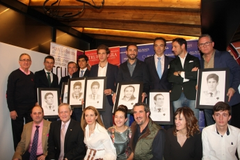 III Entrega de Premios Taurinos Trufa Negra La Barrosa J-Belmonte