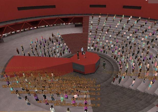 Foto de Imagen del auditorio de The Education District