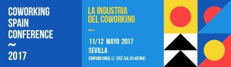 Foto de Banner Coworking Spain Conference