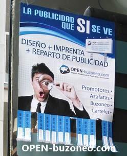 Foto de open buzoneo carteles