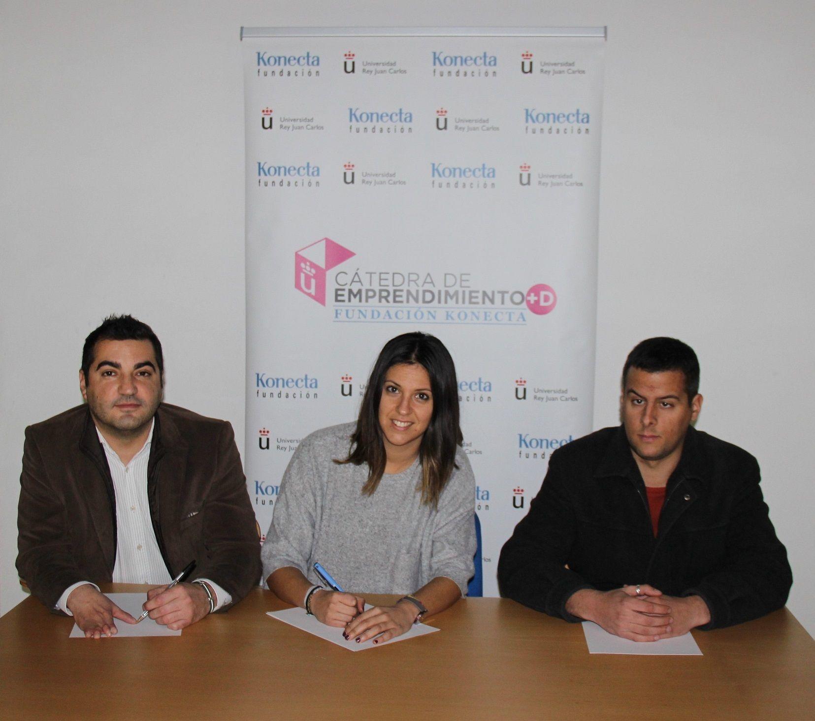 Foto de Firma Pacto Granada