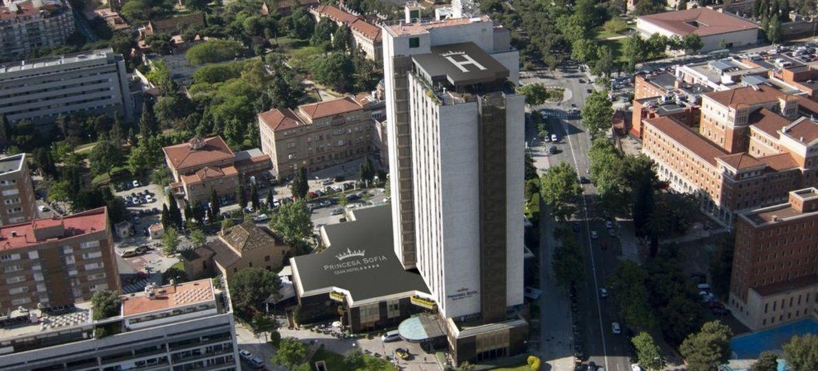 Foto de Hotel Princesa Sofía
