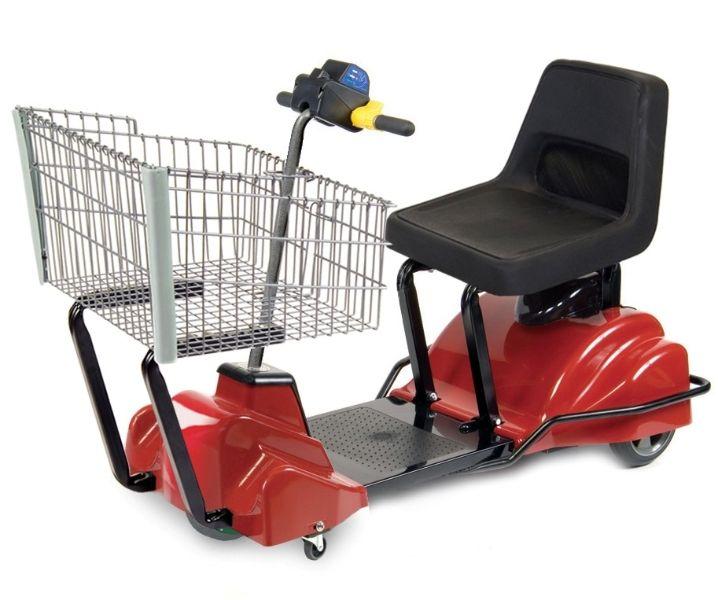 Foto de carros movilidad reducida