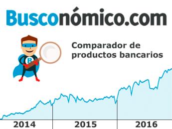 Busconómico duplica sus resultados en 2016