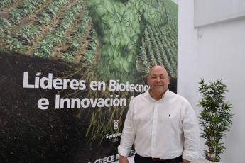 Félix Fernández, investigador y cofundador de Symborg
