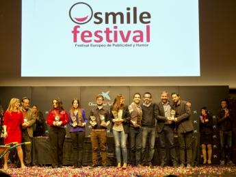Imágenes de la pasada edición del Smile Festival.