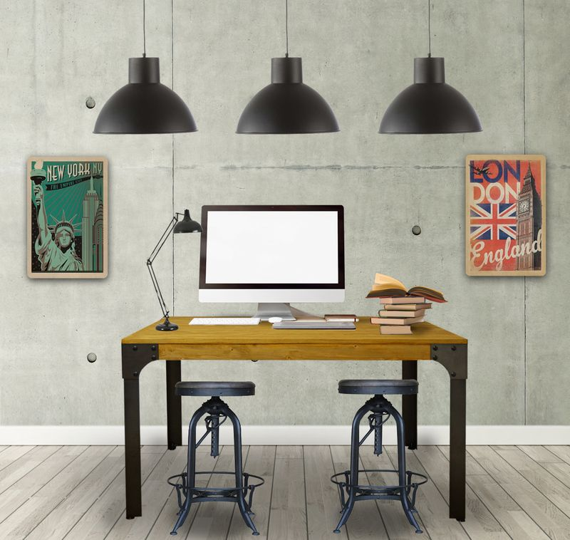 Si eres un profesional de la decoración vintage, esta tienda online ...