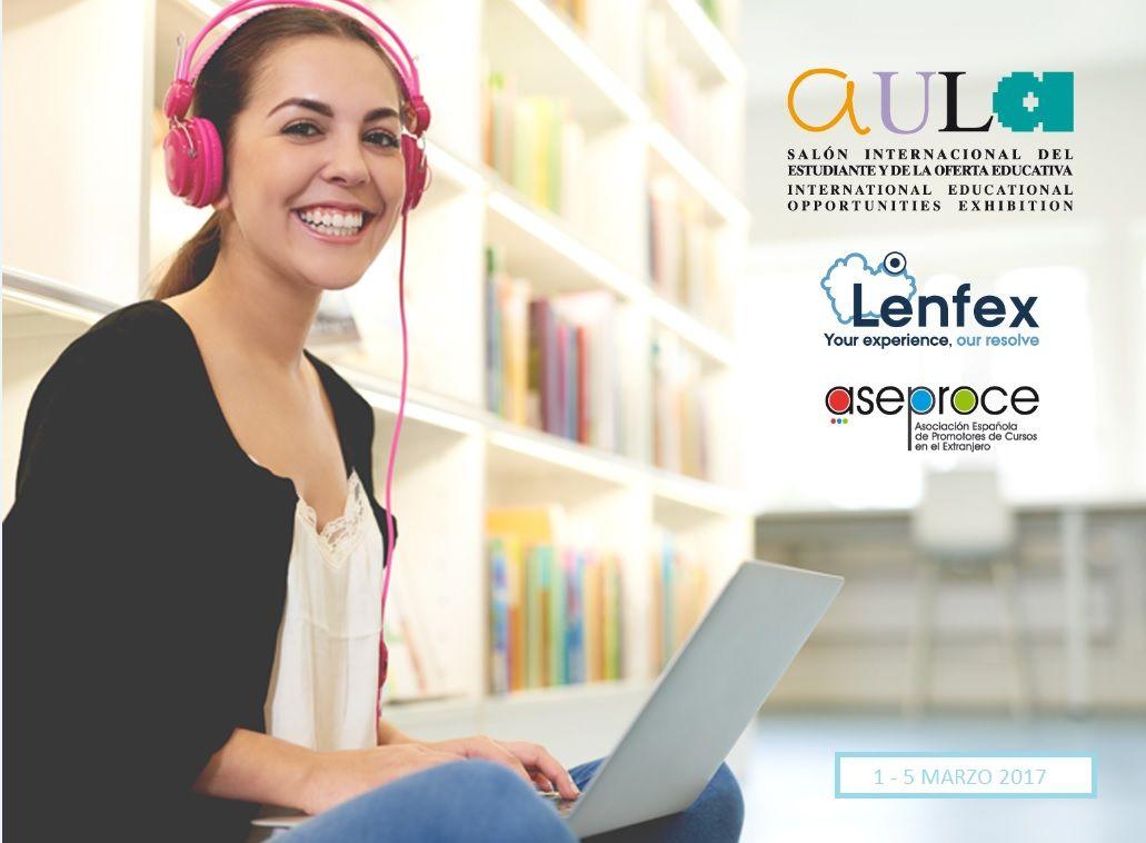 Lenfex participa en AULA 2017