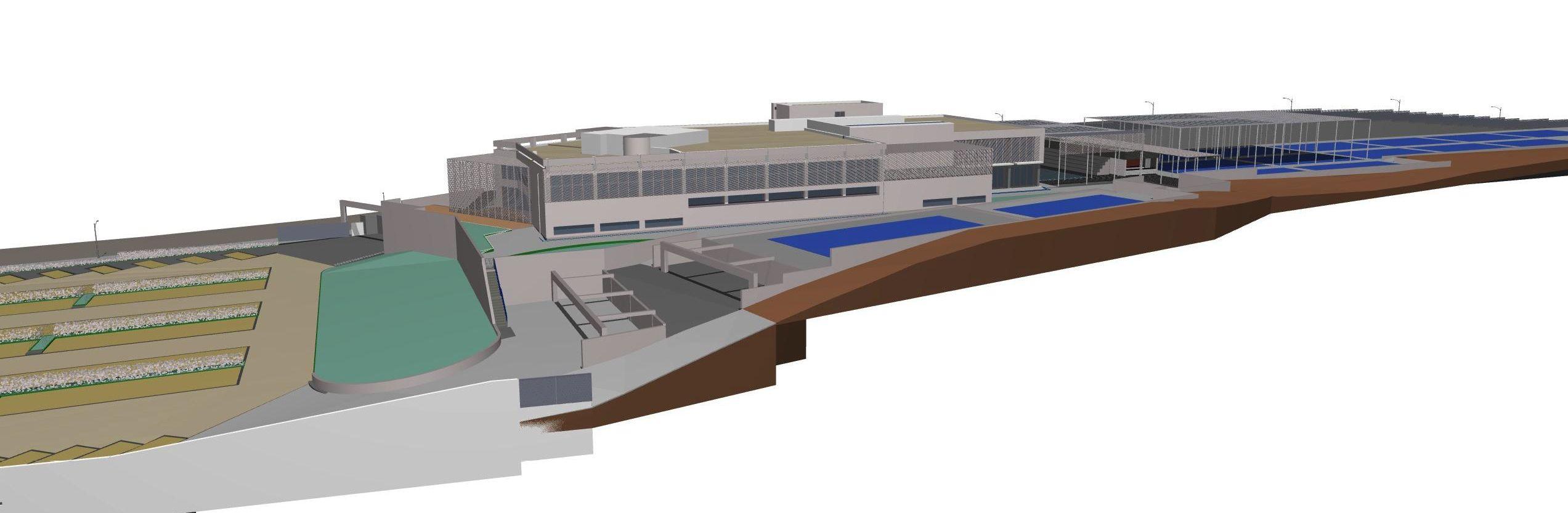 Foto de Futuro centro Body Factory en Tres Cantos