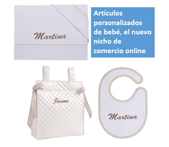 Foto de Regalos personalizados para bebe