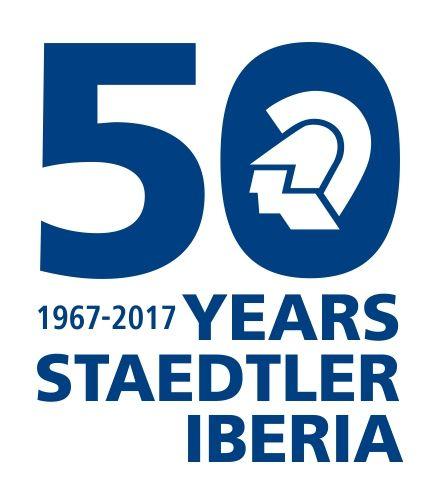 Foto de Logo STAEDTLER IBERIA 50 ANIVERSARIO
