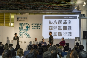 Foto de Charla Digitrends en IED Madrid