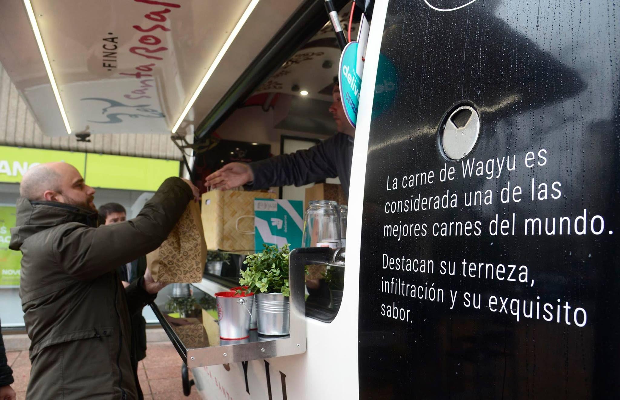 Foto de Foodtruck Santa Rosalía