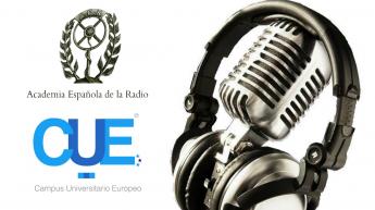 Campus Universitario Europeo se alía con la Academia Española de la Radio.