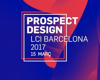 Logo Prospect Design LCI Barcelona 2017