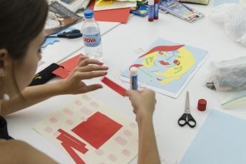 Talleres gratuitos de diseño y creatividad en IED Madrid