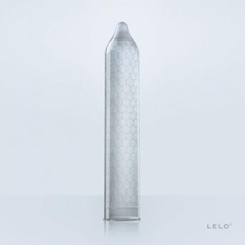 Foto de LELO HEX - preservativo completo