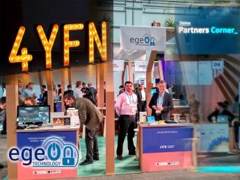 Egeon Technology en 4YFN