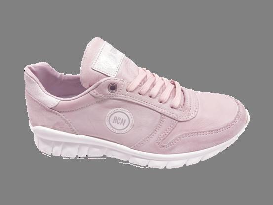 Modelo Bcn Sneakers Brand Nuevo De Un Través Presenta A 3ulF1JcTK