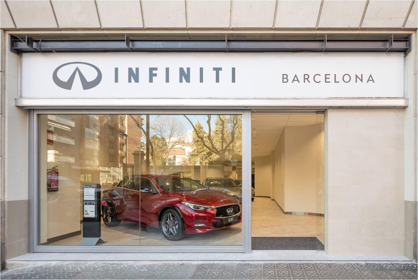 INFINITI: Récord en ventas 2016, nuevo concesionario en Barcelona ...