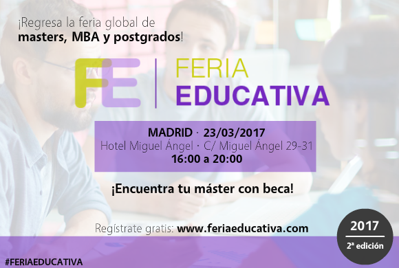Foto de Feria Educativa 2017 - Madrid