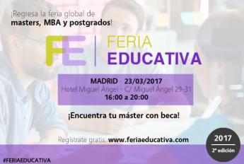Feria Educativa 2017 - Madrid