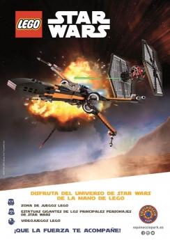 Lego Star Wars en Equinoccio