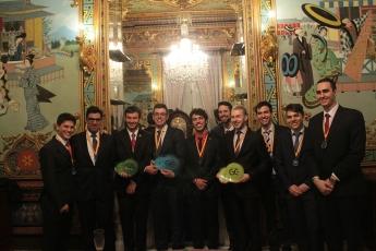 Foto de Ganadores GMC España