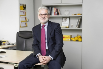 Francisco Mohedano, Director de Proyectos DHL Parcel Iberia