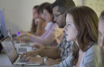 Foto de Chicas con Código II – Jornadas de programación y UX en