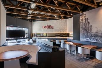 Interior restaurante Barra de Pintxos