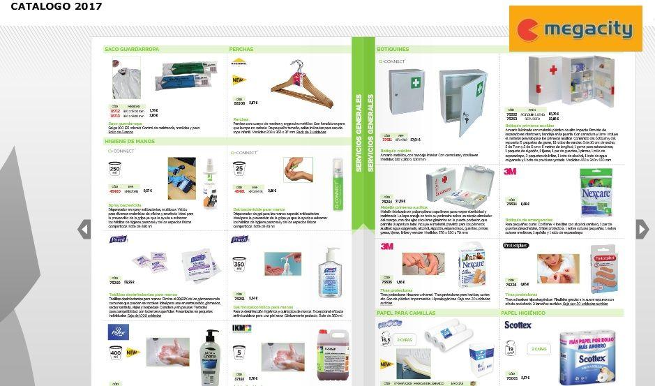 Megacity ofrece las m s amplia selecci n de productos de for Empresas de material de oficina