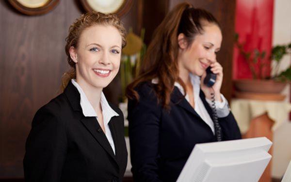 Foto de Curso recepcionista de hotel