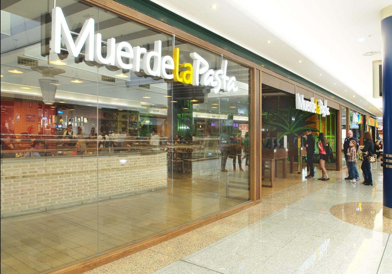 Foto de Fachada restaurante Muerde la Pasta