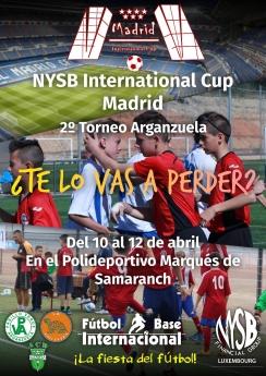 NYSB International Cup Madrid 2017