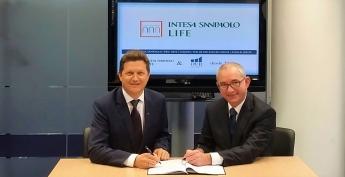 Firma acuerdo entre OVB Allfinanz España e Intesa Sanpaolo Life