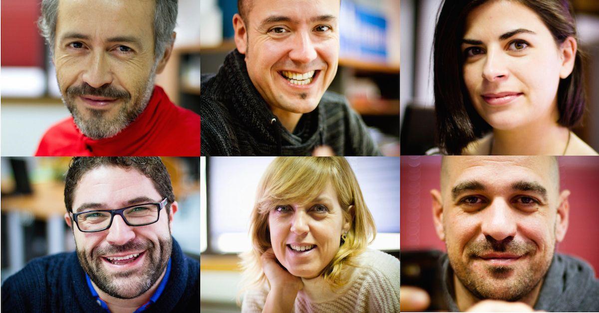 Foto de Compañeros de Visual MS la mejor tecnológica para trabajar