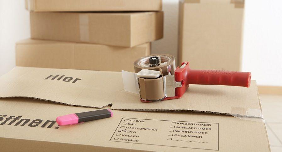 Sisdem dispone del material perfecto para el embalaje en mudanzas y reformas